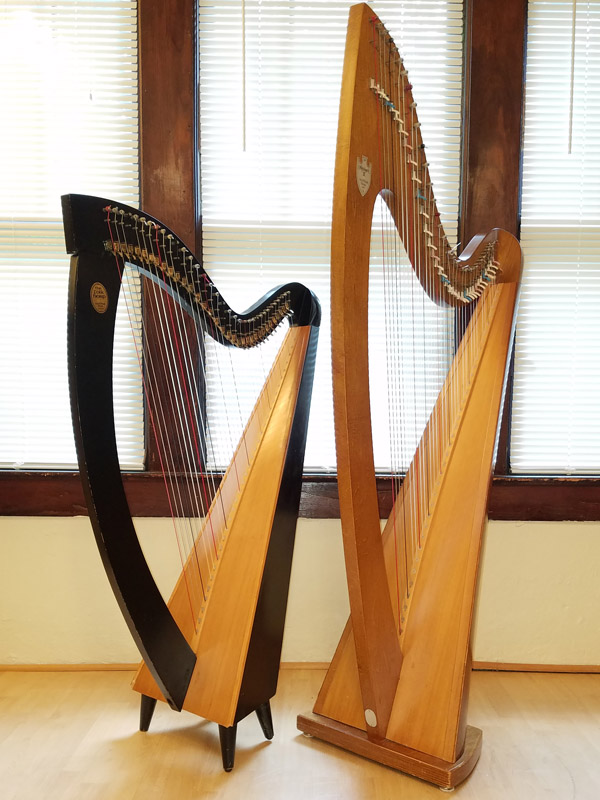 Budget Harp Rentals | Harps For Less